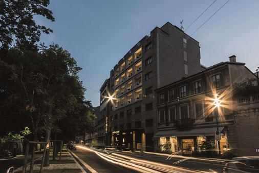 马宁酒店 - 米兰 - 建筑