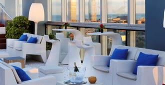 巴塞罗那市诺富特酒店 - 巴塞罗那 - 酒吧