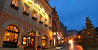 浪漫长廊家庭酒店 - 卡罗维发利