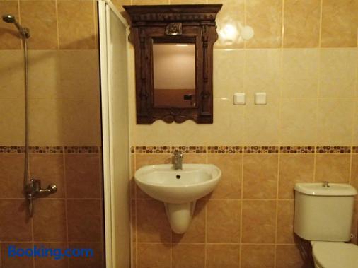 霍梅罗斯膳食公寓及宾馆 - 塞尔丘克 - 浴室