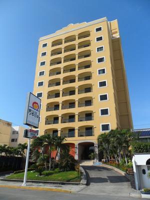 贝洛韦拉克鲁斯酒店 - 博卡-德尔里奥 - 建筑