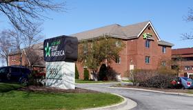 印第安纳波利斯-西北大学城美国长住酒店 - 印第安纳波利斯 - 建筑