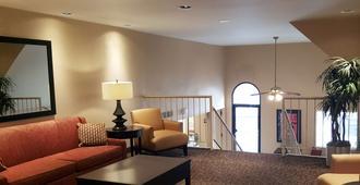 印第安纳波利斯西北大学城长住美国酒店 - 印第安纳波利斯 - 大厅
