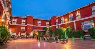 罗梅里托酒店 - 马拉加 - 建筑