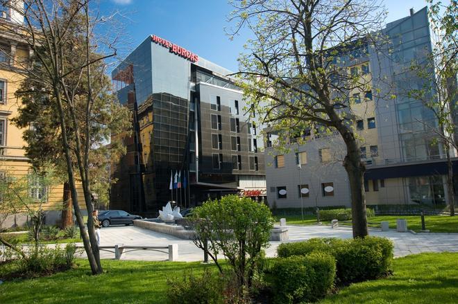 布尔加斯酒店 - 布尔加斯 - 建筑