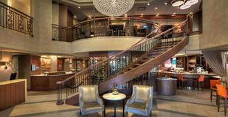 魁北克市中心万豪酒店 - 魁北克市 - 酒吧