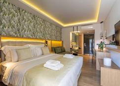 马尔诺斯特罗姆海浴酒店 - 韦瑞洛纳 - 睡房