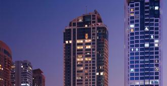 朱美拉湖塔楼瑞享酒店 - 迪拜 - 建筑