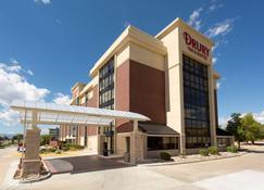 丹佛科技中心德鲁里套房酒店 - 恩格尔伍德 - 建筑