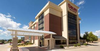 丹佛技术中心德鲁套房酒店 - 恩格尔伍德