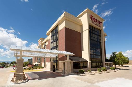 丹佛技术中心德鲁套房酒店 - 恩格尔伍德 - 建筑