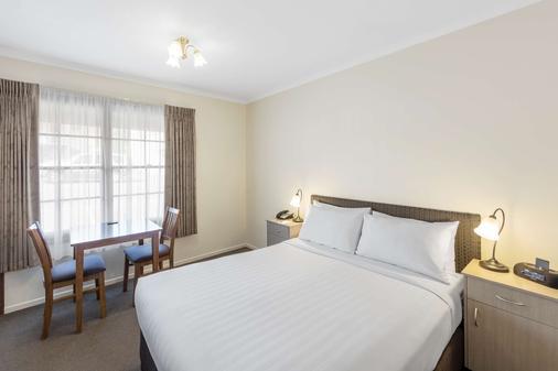 最佳西方奥尔德海洋汽车旅馆 - 瓦南布尔 - 睡房