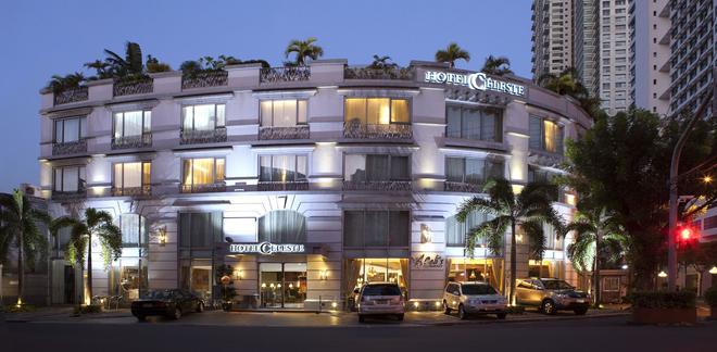 色乐斯特酒店 - 马卡蒂 - 建筑