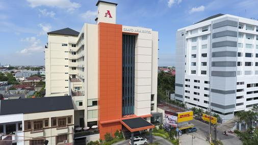 亚洲大酒店 - 马卡萨 - 建筑