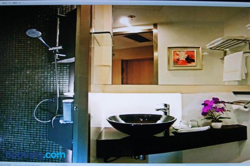新加坡罗伯逊码头酒店 - 新加坡 - 浴室