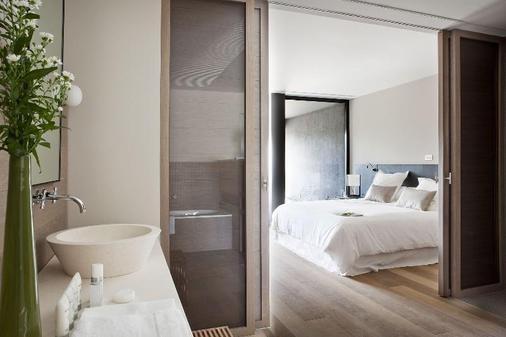 阿尔玛潘普洛纳木嘉德贝罗索酒店 - 潘普洛纳 - 浴室