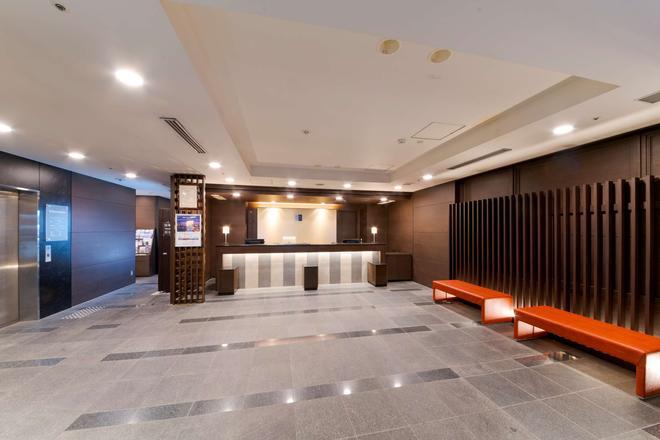 菲诺大阪心斋桥最佳西方酒店 - 大阪 - 大厅