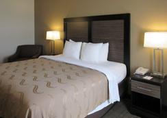 品质酒店 - 图森机场 - 土桑 - 睡房