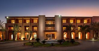 和风俱乐部度假酒店及水疗中心 - 马拉喀什 - 建筑