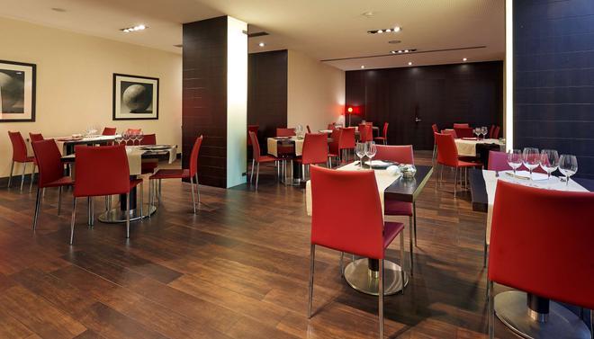 桑特斯巴塞罗那nh酒店 - 巴塞罗那 - 餐馆