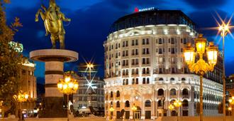 斯科普里万豪酒店 - 斯科普里 - 建筑