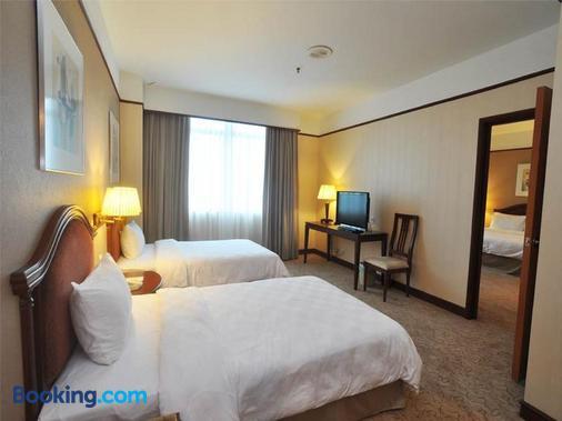 Gbw酒店 - 柔佛巴鲁 - 睡房