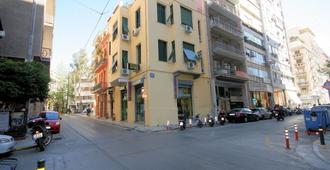 阿里希亚酒店 - 雅典 - 户外景观
