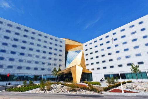 克拉丽奥酒店及特隆赫姆代表大会 - 特隆赫姆 - 建筑