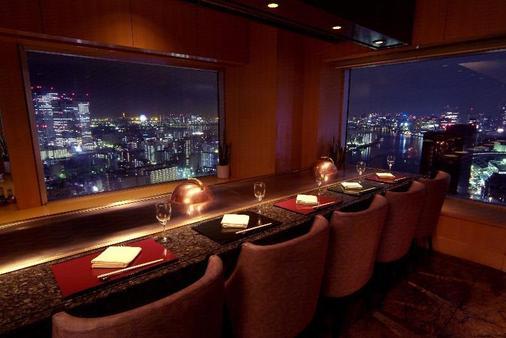 银座克雷斯顿酒店 - 东京 - 餐馆