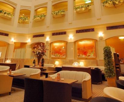 银座克雷斯顿酒店 - 东京 - 休息厅