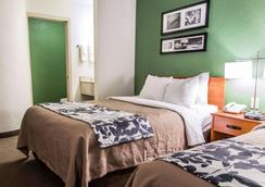安眠酒店 - 路易斯威尔 - 睡房