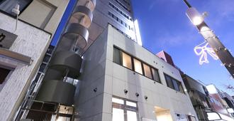 江户橡树酒店 - 东京 - 建筑