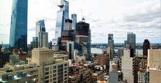 纽约时代广场假日酒店 - 纽约 - 户外景观