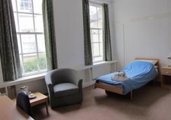 剑桥基督学院酒店 - 剑桥 - 睡房