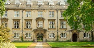 剑桥基督学院酒店 - 剑桥 - 建筑