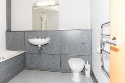 剑桥基督学院酒店 - 剑桥 - 浴室