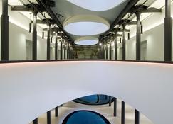 维也纳之家安德烈罗兹旅馆 - 罗兹 - 餐馆