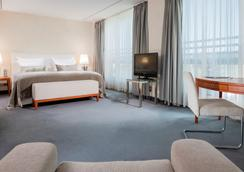 帕拉斯威斯巴登多林特饭店 - 威斯巴登 - 睡房