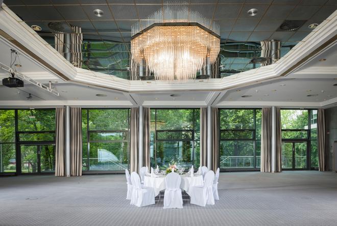 帕拉斯威斯巴登多林特饭店 - 威斯巴登 - 宴会厅