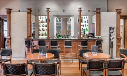 维戈帕拉西奥nh酒店 - 维戈 - 酒吧