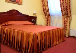 极光精品酒店 - 哈尔科夫 - 睡房