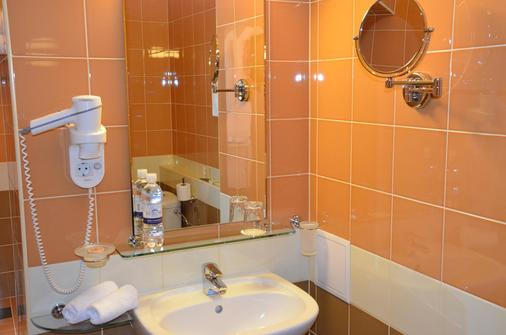 极光精品酒店 - 哈尔科夫 - 浴室