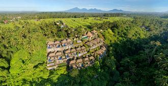 巴厘岛总督别墅度假村 - 乌布 - 户外景观