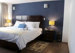 伯纳十二套房酒店 - 墨西哥城 - 睡房
