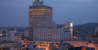 Ana卡纳扎瓦天空度假旅馆 - 金泽市 - 建筑