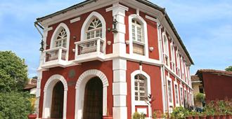 Welcomheritage Panjim Inn - 帕纳吉 - 建筑