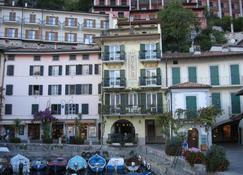 阿贝尔哥意大利酒店 - 加达 - 建筑