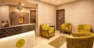 孟买夏利马尔酒店 - 孟买 - 大厅