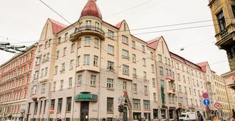 维科特里耶酒店 - 里加 - 建筑
