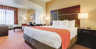 丹佛盖特韦帕尔克拉奎因塔套房酒店 - 丹佛 - 睡房